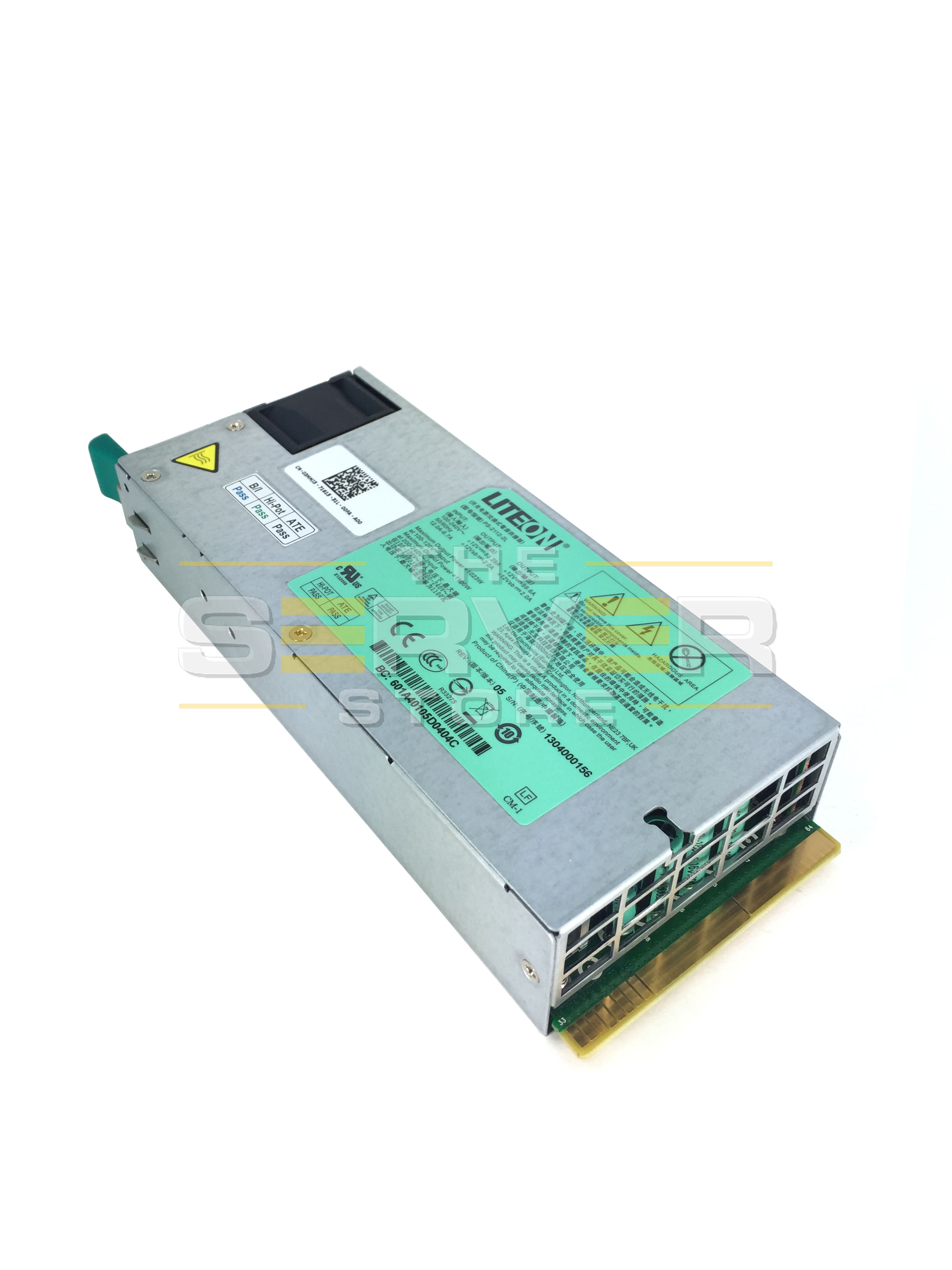 Dell Liteon C6100 1100W Power Supply, 3MMJ3