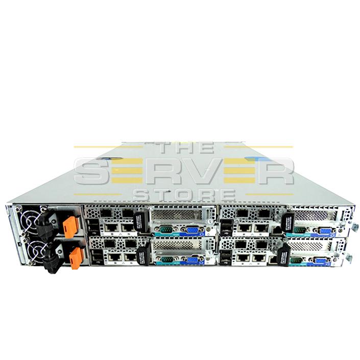 Dell PowerEdge C6220 Gen 2, 4 Node 24x SFF 2U Server