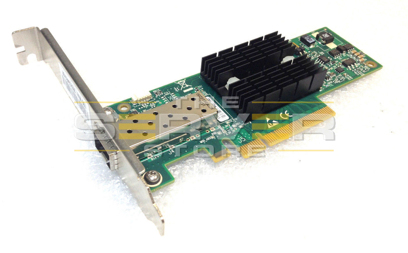 Dell 10GbE Mellanox ConnectX®-2 10GbE Network Interface Card (RT8N1)