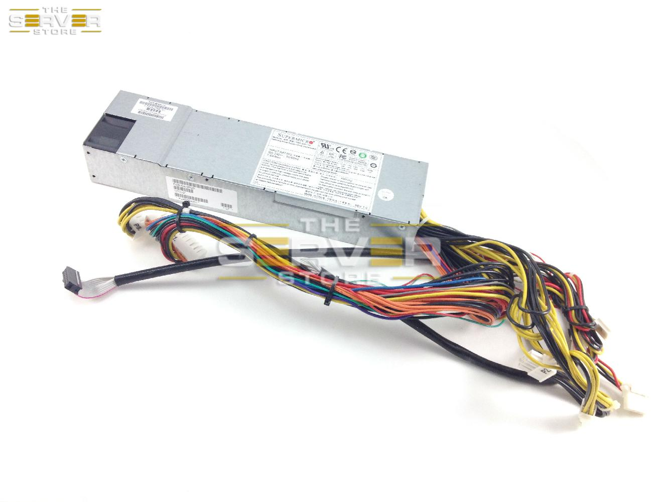 Supermicro PWS-561-1H20 560W 1U Power Supply