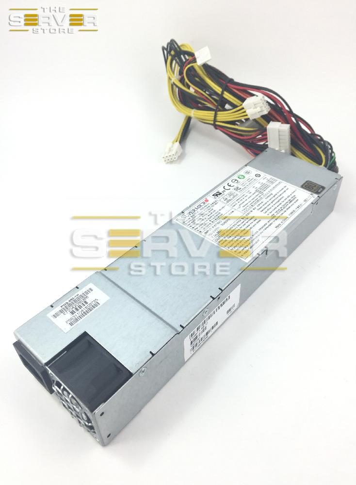 Supermicro 560W 1U Power Supply, PWS-563-1H