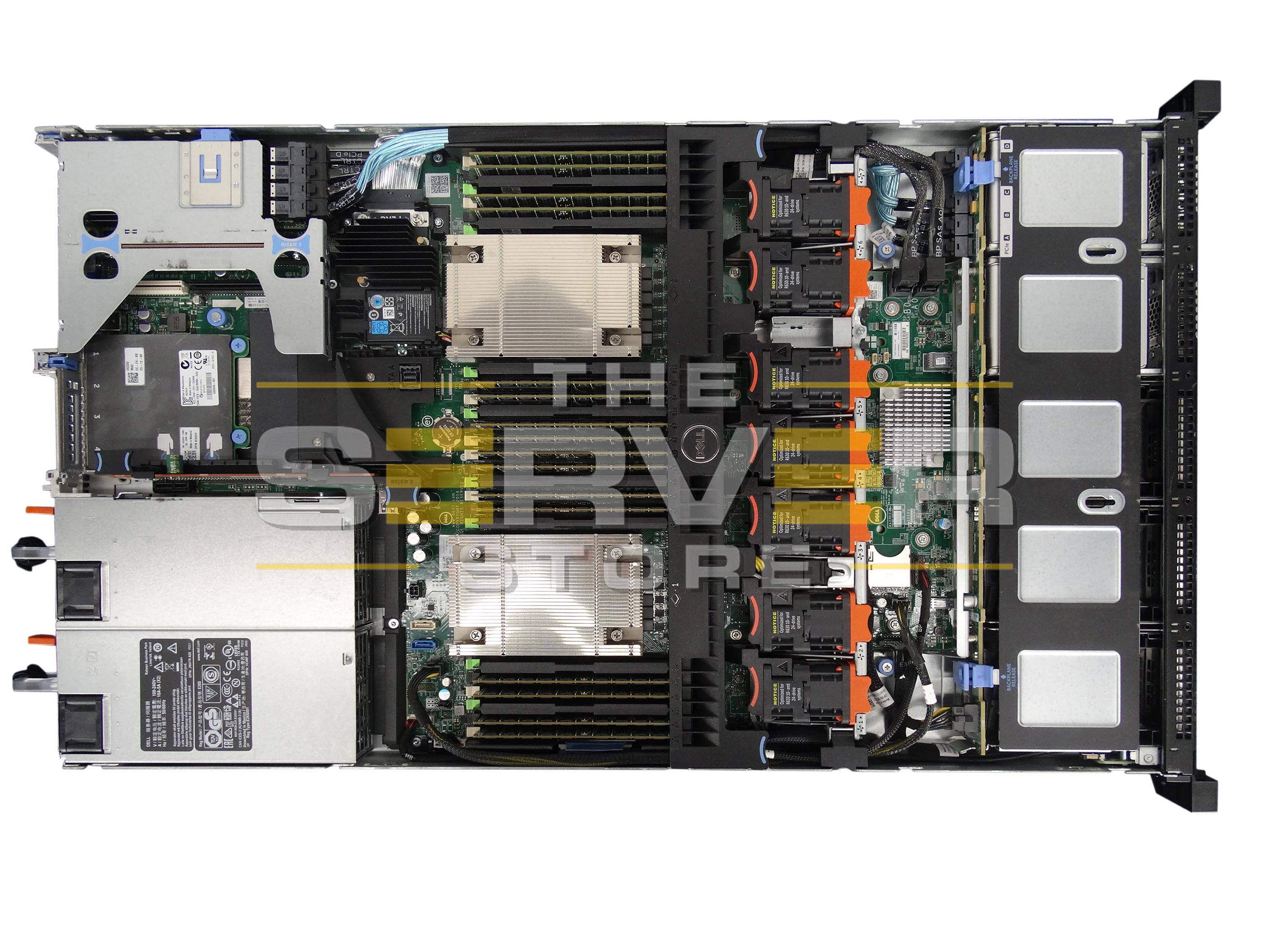 Dell Poweredge R630 NVMe 1U Server