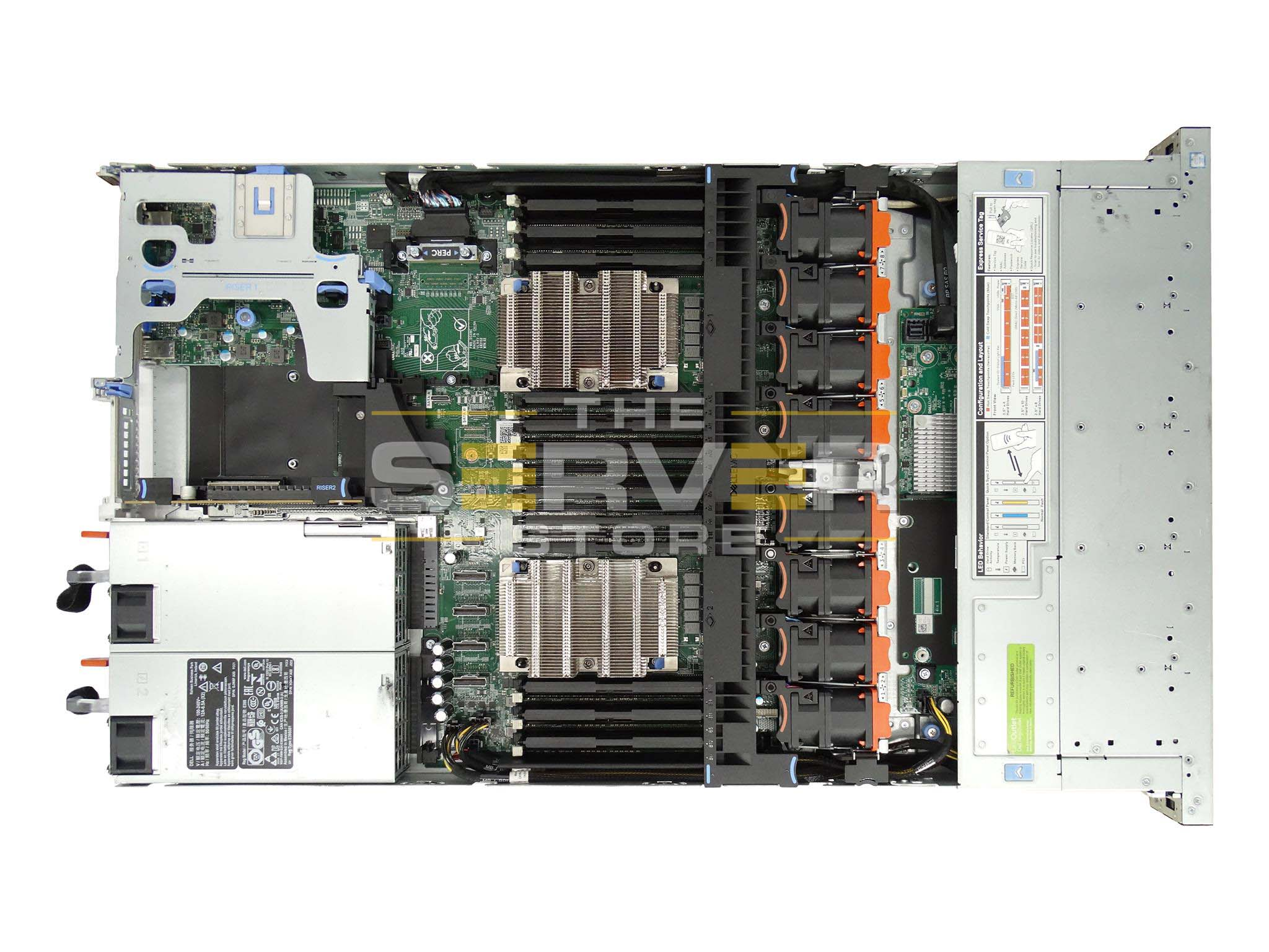 Dell EMC Poweredge R640 10 Bay Server