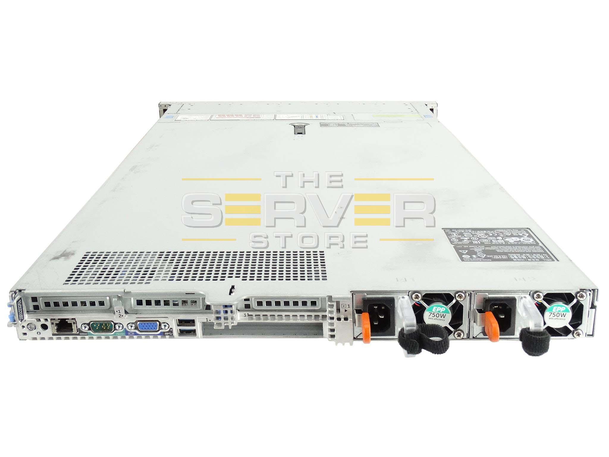 Dell EMC Poweredge R640 10 Bay Server