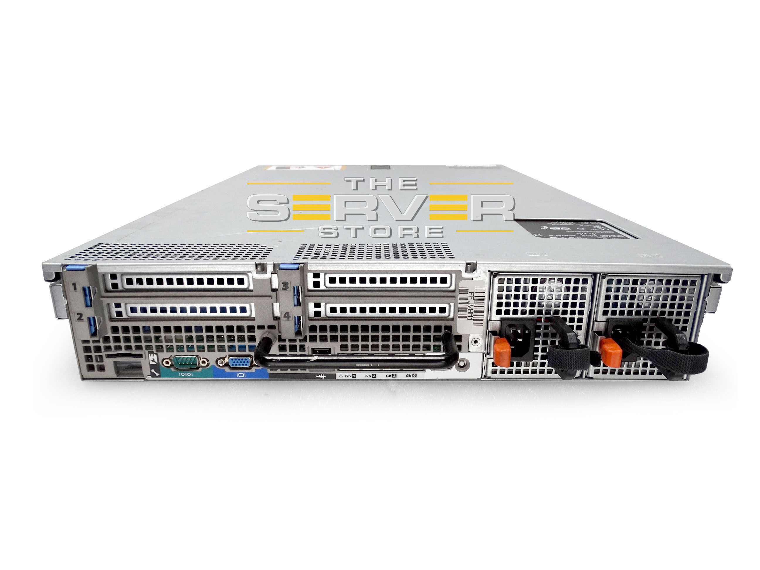 Dell PowerEdge R710 2U 8x SFF Server