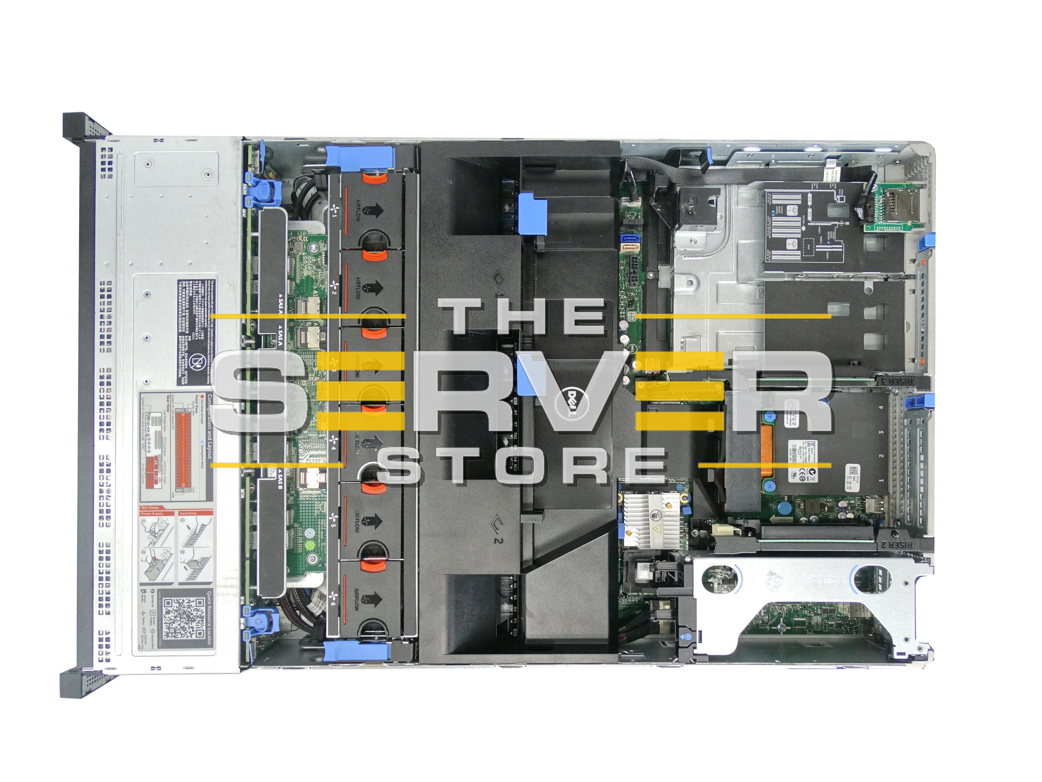 Dell PowerEdge R720xd 24x 2U SFF Server