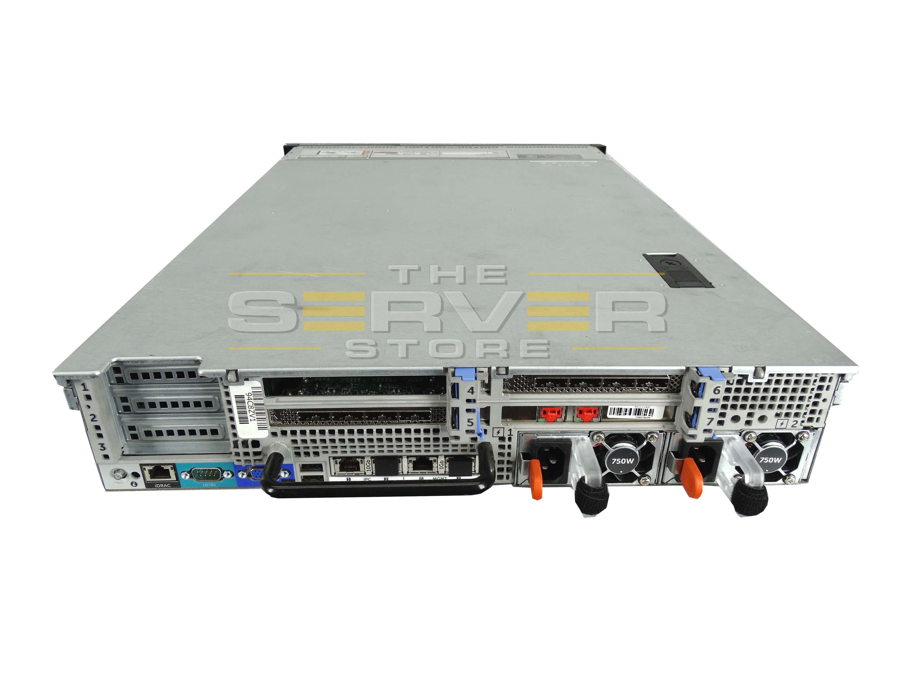 Details about Dell Compellent SC8000 Storage Controller 2x Six Core E5-2640  2 50GHz 64GB Ram