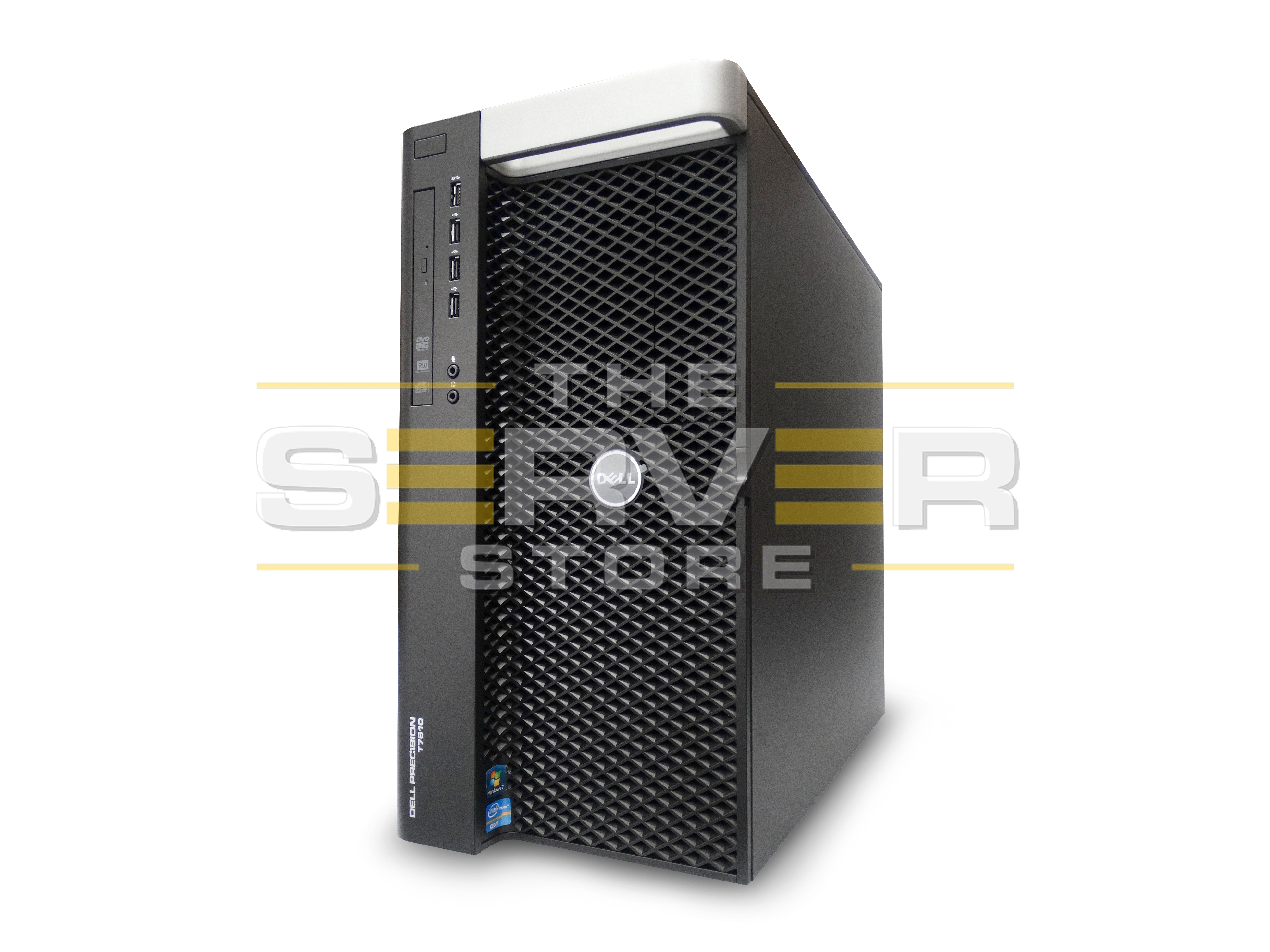 Dell Precision T7610 Workstation - 3D Animation Rendering Workstation