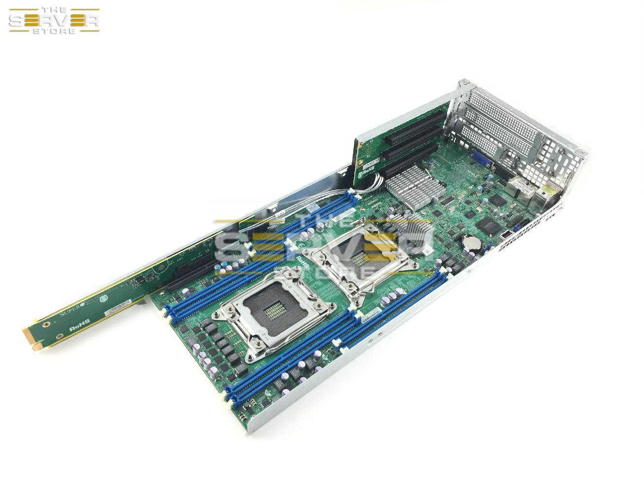Supermicro X9DRT-HF Dual LGA 2011 Server Node System Board