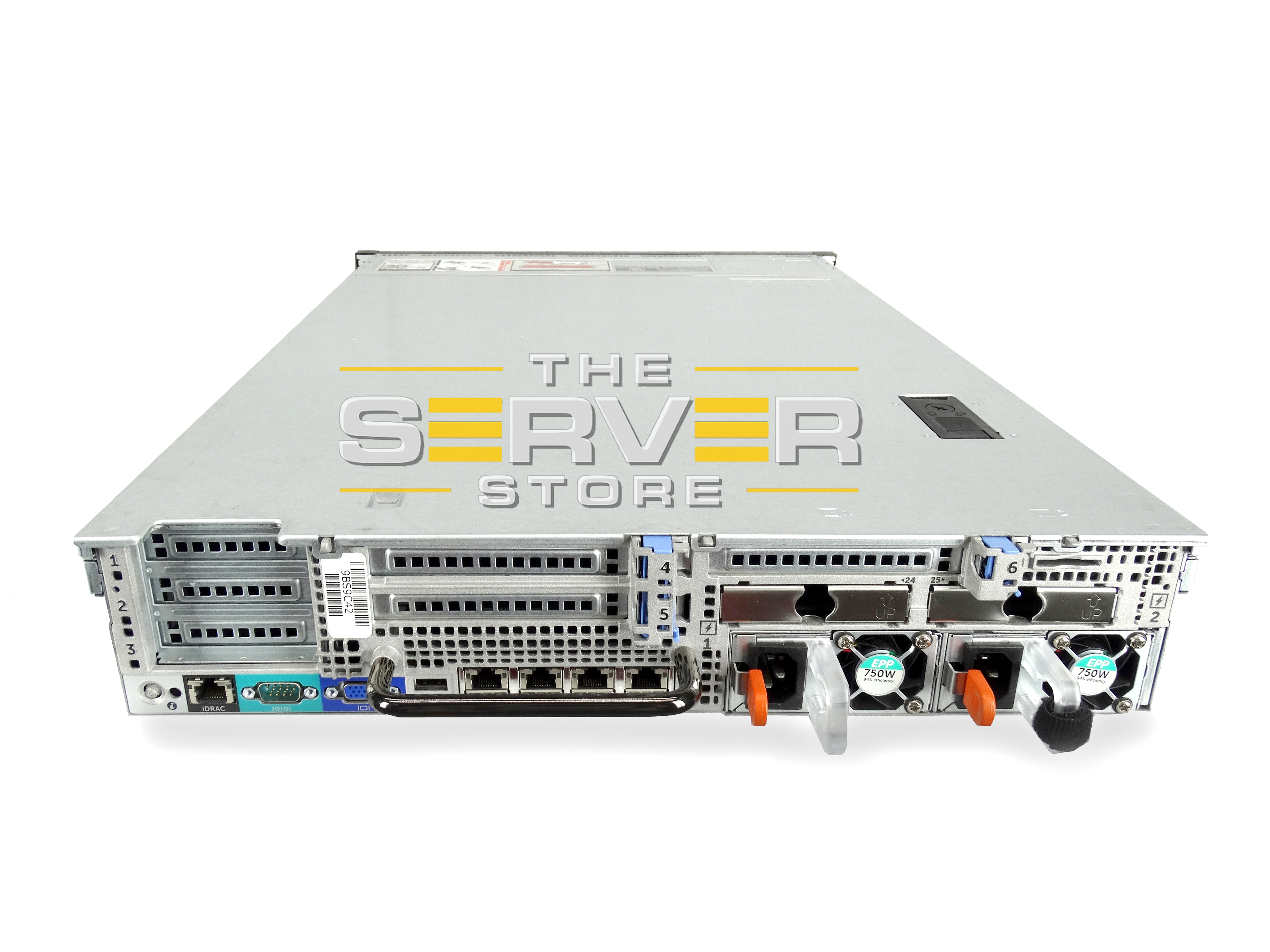 Dell PowerEdge R730xd SFF 24x Server