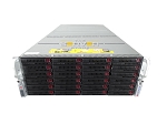 SuperMicro 72x Drive 4U SuperStorage 6048R-E1CR72L