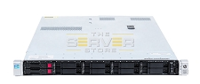 HP Proliant DL360P G8  10x SFF 1U Server