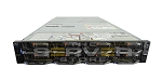 Dell PowerEdge FX2 8 Node Enclosure W/ 8x Poweredge FC430 Blades
