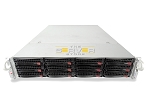 SuperMicro SuperStorage 6027R-E1R12N 12x 2U LFF Server