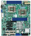 X8DTL-IF Supermicro DDR3 Intel Xeon LGA 1366 System Board