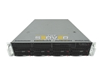 Supermicro 2U Server W/ X10DRC-LN4+ 2x E5-2680v3 64GB 8x Trays Rails