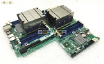 Supermicro X9DRW-IF Dual LGA2011 E5-2600 V1 V2 Support System Board w/ Heatsink