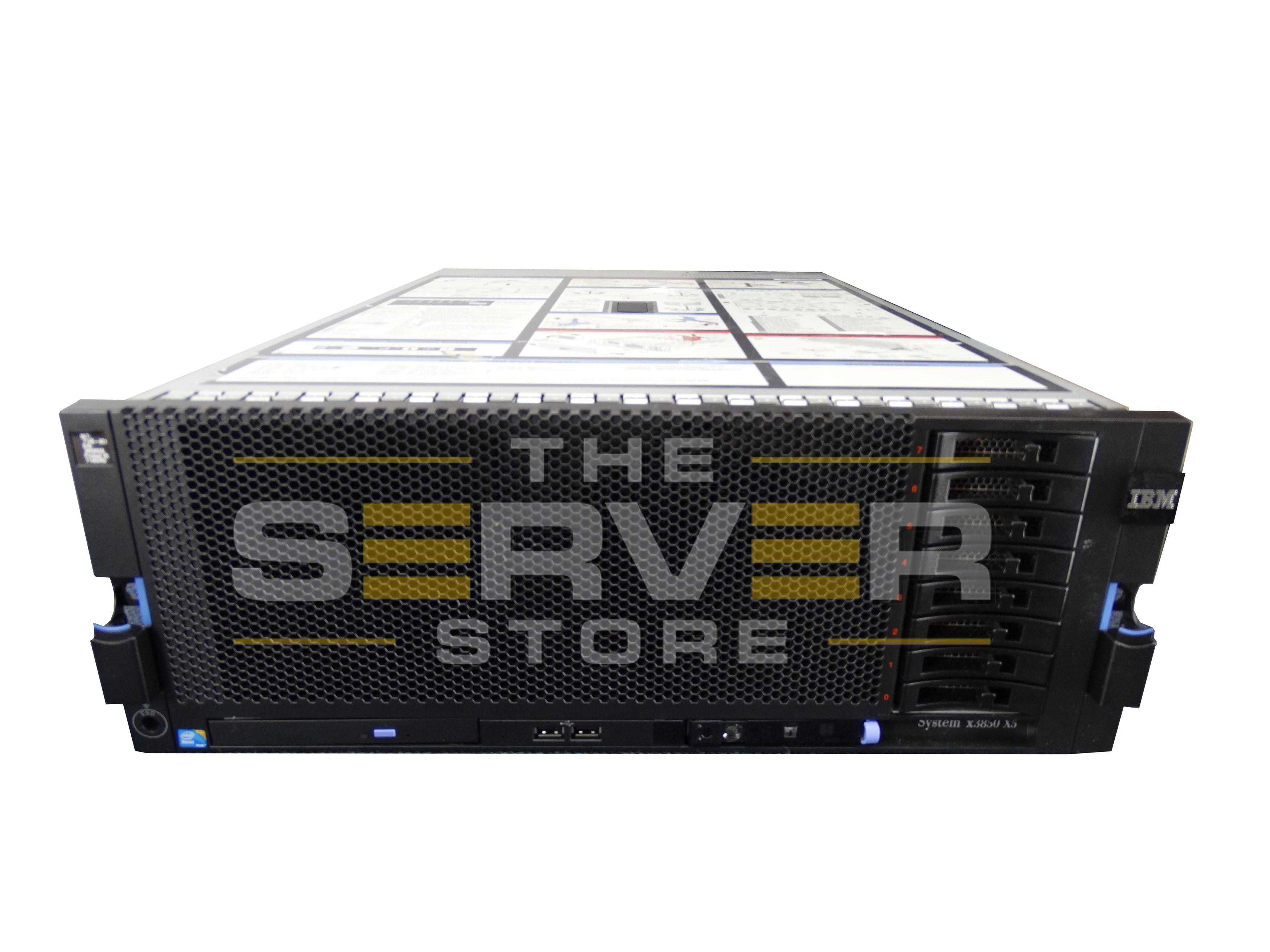 IBM Lenovo System X3850 X5 4U Server