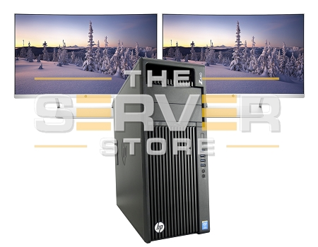 HP Z440 Day Trading Station
