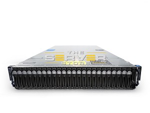 Dell PowerEdge C6220 G2 24x SFF 2-Node Server