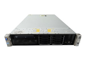 HP Proliant DL380E G8 8x SFF