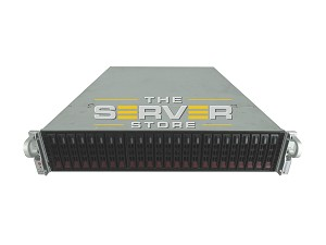 Supermicro SuperChassis CSE-216 24 Bay 2U Server W/ X9DRE-TF+