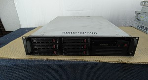 Supermicro 2U CSE-823 W/ X9DBL-iF