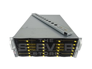 Supermicro SuperChassis 846E1-R1200B Dual 6 Core Xeon 24 x HDD Storage Server Special!