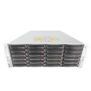 Supermicro 36 Bay 4U JBOD / FREENAS Ready Server W/ X9DRD-7LN4F-JBOD
